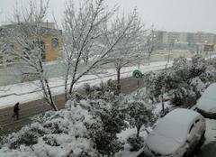 Neige Sétif Setif sous la neige