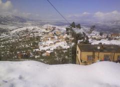 Algerri 25130 Kabylie sous la neige (APPLICATION ANDROID - REPORTER MOBILE)