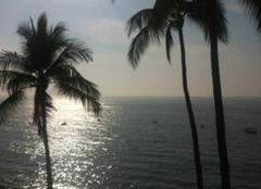 Puerto Vallarta Coucher de soleil (APPLICATION METEO - REPORTER MOBILE)