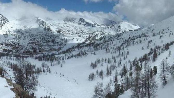 Actualit m t o neige ce week end jusqu 39 1 m tre de - La chaine meteo montelimar ...