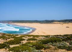 Mer Sines Littoral Portugais