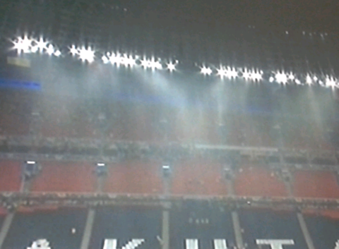 Orage a donetsk Euro 2012 (APPLICATION ANDROID - REPORTER MOBILE)