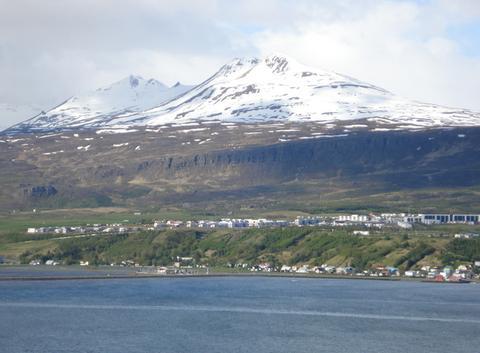 Ville d'Islande