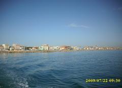Rimini 47900 Plage de igéa marina(italie)