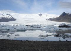 Brouillard Kirkjubæjarklaustur Glacier