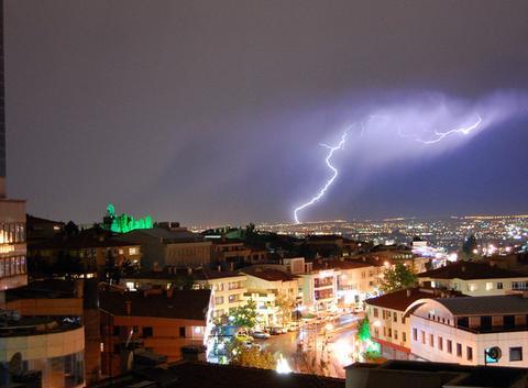 Orage sur Ankara 2