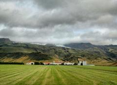 Reykjavik Volcan islande (APPLICATION ANDROID - REPORTER MOBILE)