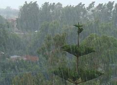 Tempête Cefalù 90015 Forte pluie