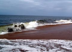 Mer Luanda Plage de lobito