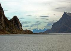 Ciel Tromsø L 'entrée du grand Nord... végien