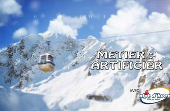 Vidéo Métier : artificier