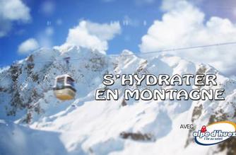Vidéo S'hydrater en montagne