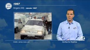 Vidéo 20 ans d'évènements météo - 1997 : vague de froid exceptionnelle