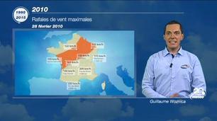 Vidéo 20 ans d'évènements météo - 2010 : tempête Xynthia et inondations dans le Var