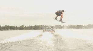 Vidéo Le wakeboard