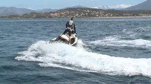 Vidéo Le jetski