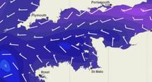Vidéo Les symboles en météo marine...
