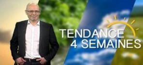 Tendance 4 Semaines - Prévision saisonnière