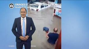Inondations en Tunisie : un mois de pluies...