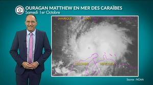 Ouragan Matthew : des vents jusqu' � 280...