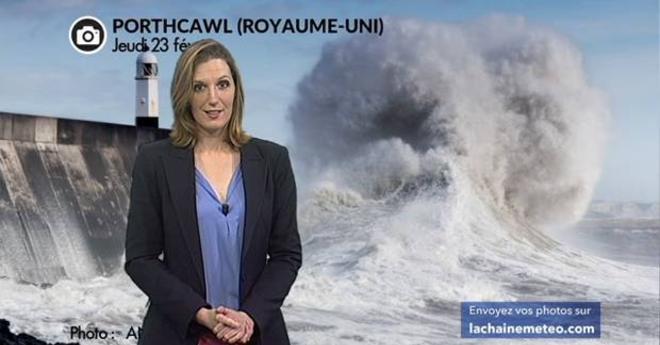 Tempête en Angleterre : les vidéos les plus impressionnantes