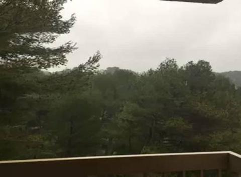 Pluie en Provence