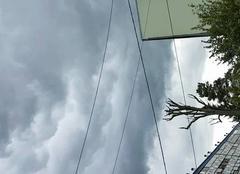 Seloncourt 25230 Temps orageux à seloncourt