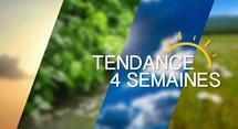 Vidéo Tendance 4 semaine : météo...
