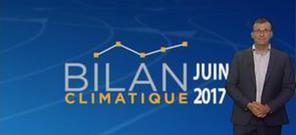 bilans climatiques - France