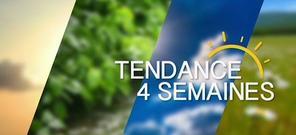Tendance 4 Semaines - France - Ciel