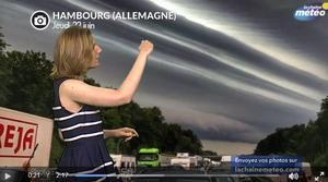 Vidéo Orages exceptionnels en Allemagne : 140 km/h de vent !