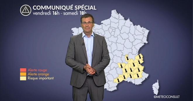 Vidéo Alerte jaune à la canicule dans le sud-est