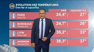 Vidéo Météo samedi : quelles températures aujourd'hui ?