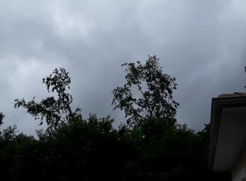 L'orage arrive - Gironde (33)
