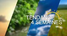 Vidéo Tendance météo pour le mois...