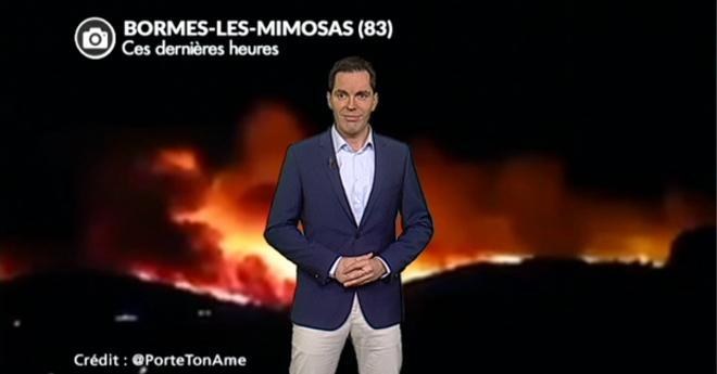 Vidéo Incendies catastrophiques dans le sud-est