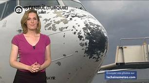 Vidéo Turquie : orage ultra-violent ce jeudi