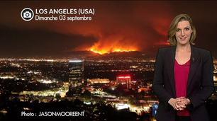 Vidéo Californie et Montana : gigantesques incendies