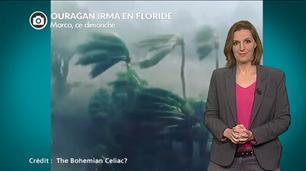 Vidéo Ouragan Irma en Floride : les images les plus impressionnantes