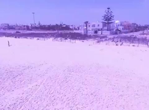 Plage et sable à KORBA