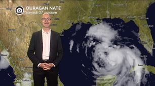 Vidéo Ouragan Nate : les USA frappés ce dimanche