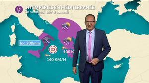 Vidéo Vents violents, orages et inondations en Italie et en Grêce !