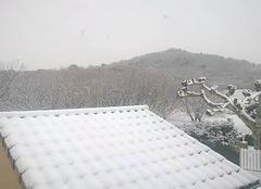 Châteauneuf-sur-Isere 26300 Première neiges à Chateauneuf/Isère