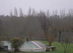 Vayres 33870 Tempête sur Vayres en Gironde