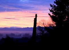 Saint-Lezer 65500 Vidéo du ciel de St Lézer à 08h 30 ce matin.