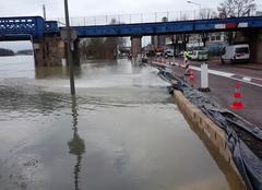 Chalon-sur-Saone 71100 éviter la submersion des routes