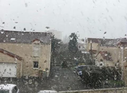 Météo neigeuse
