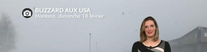 Tendance 4 Semaines - France - Prévision saisonnière