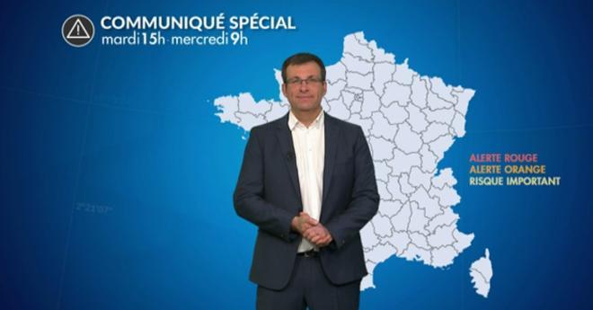 Vidéo Alerte neige sur les Pyrénées