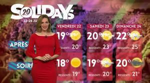 Vidéo Festival Solidays 2018 : un temps idéal !